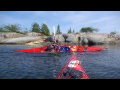 Sea Kayaking Sweden,