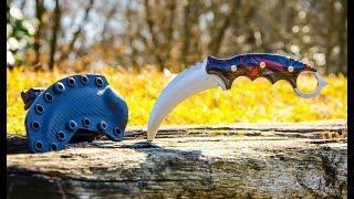 Making a CS:GO Karambit Knife Part 1