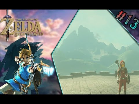 The Legend of Zelda Breath of the Wild #13 | PUENTES Y RELLENO