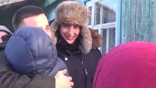 Сергей Семёнов вышел на свободу! Встреча с мамой и друзьями