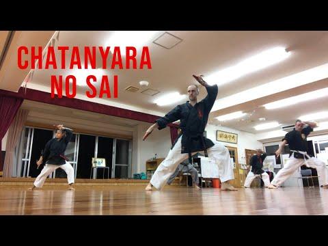 Kobudo KATA Chatanyara No Sai
