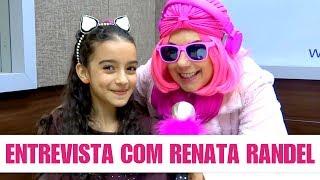 ENTREVISTA COM RENATA RANDEL (A Bárbara de Carinha de Anjo)