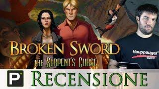 Broken Sword 5: La Maledizione del Serpente | Recensione
