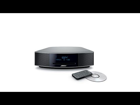 Bose Wave Music System IV with CD Player Touch Controls