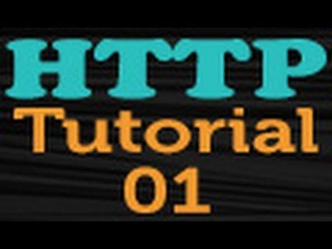 Hypertext Transfer Protocol Tutorial -  HTTP lesson