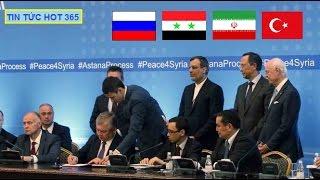 Tin Mới Nhất 10/5 - Cả thế giới hoảng hốt, Nga Iran Thổ Nhĩ Kỳ cấm cửa Mỹ khỏi Syria || Mỹ tức điên
