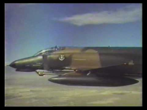 F-4G/F-16C Wild Weasels