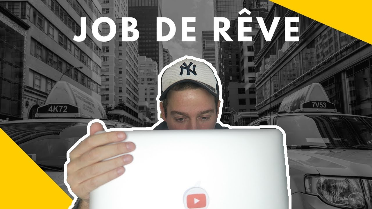 Comment trouver le job de ses r ves sur internet youtube for Job sur internet remunere