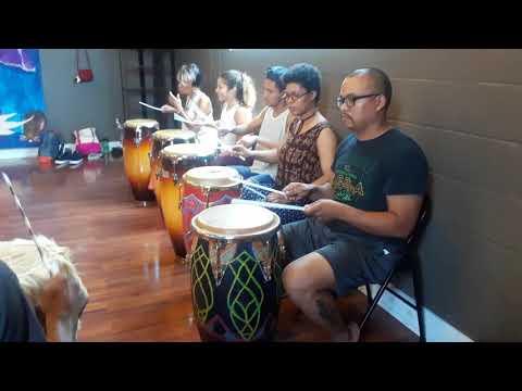 Afro Brazilian Dance and Music Workshops - Ilu