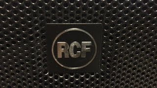 RCF Evox J8 Line Source Array Review and Set Up