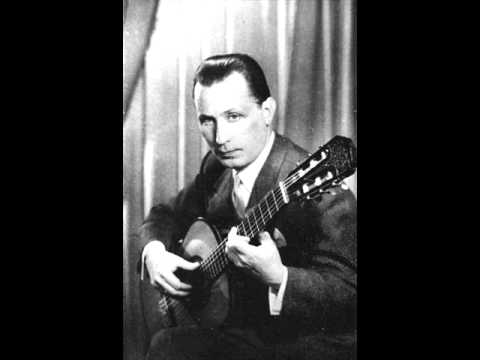 Mario Parodi plays Chopin: Waltz in E Minor, Op. post. on the guitar (1966) Travel Video