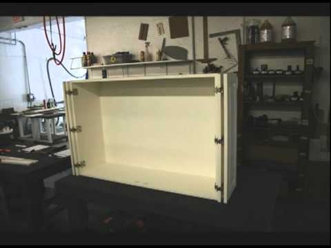 Outdoor TV Cabinetry 2- Entertainment unit cabinets