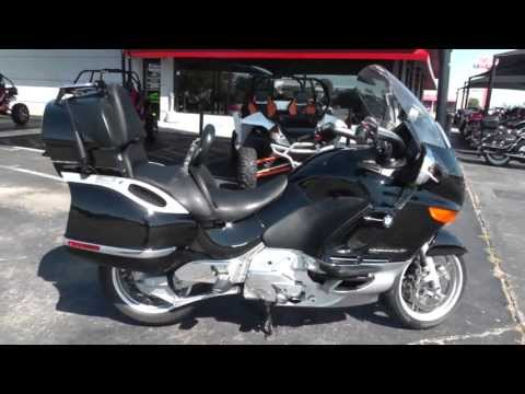 D77064 - Used 2002 BMW K1200LT Motorcycle For Sale - YouTube
