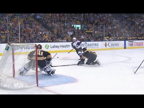 10/09/17 Condensed Game: Avalanche @ Bruins