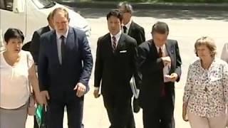 Вести-Хабаровск. Губернатор Ниигаты в ДВГМУ