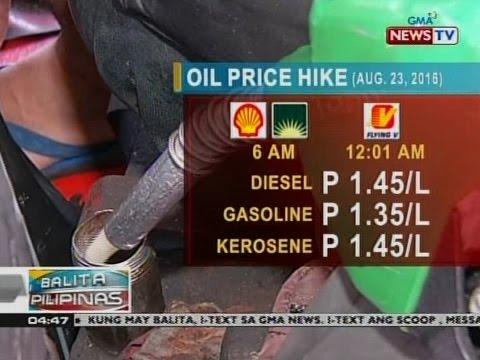 BP: Oil price hike, ipatutupad
