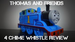 Thomas and Friends 4 Chime Whistle Review: Who
