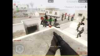 CoD2 Multiplayer *|UP|* Zombie Mod Server - Toujane Glitch (KS 34)