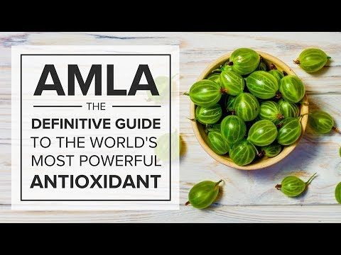 Amla – The Definitive Guide to the World's Most Powerful Antioxidant