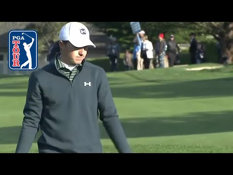 Jordan Spieth highlights | Round 1 | AT&T Pebble Beach 2019