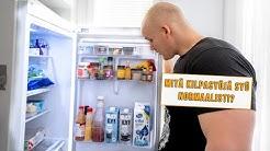 Mitä kilpasyöjä syö normaalisti?