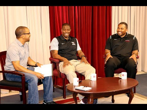 NCCU Athletics: Herald-Sun Interview with Coaches Jerry Mack and LeVelle Moton