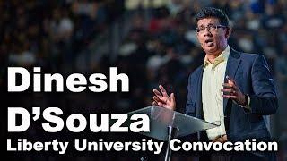 Dinesh D\'Souza - Liberty University Convocation