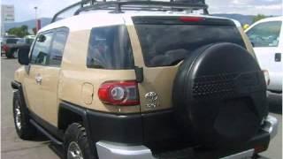 2013 Toyota FJ Cruiser Used Cars Susanville CA