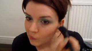 Spring/Summer Mint and Pink love Make-up Tutorial 3 .wmv Thumbnail