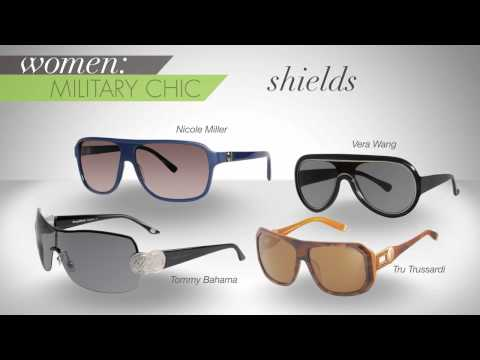 Fall 2012 Eyewear Trends