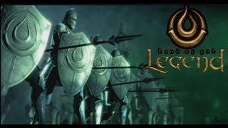 Aristejo Legend Hand of God część 01