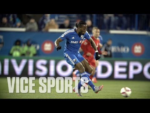 Didier Drogba Lives for the Ivory Coast