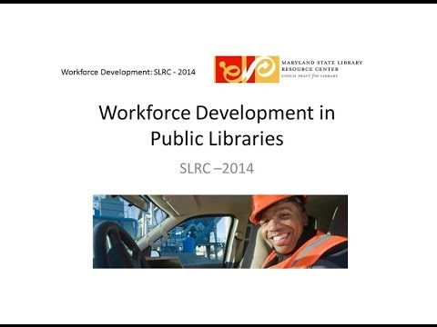 Finding a Job: Workforce Development in Libraries