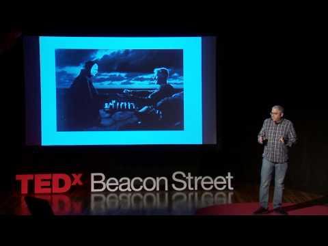My Search for Einstein's Brain:  Steven Levy at TEDxBeaconStreet