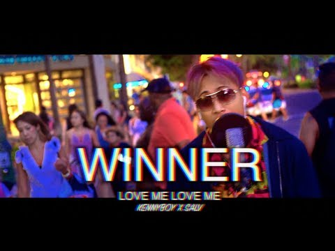 WINNER -LOVE ME LOVE ME IN HAWAII (ENGLISH COVER) KENNYBOY x SALV