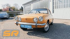 FIAT 850 Sport Coupé [Restored] #OLDTIMER