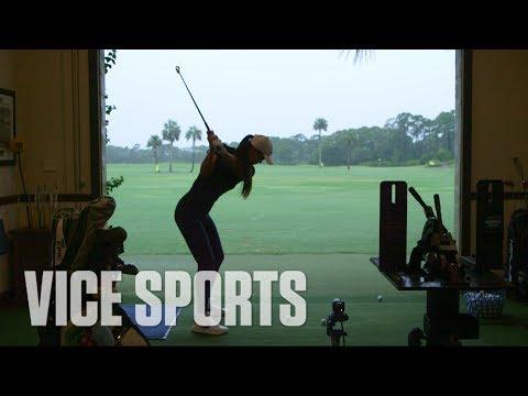 Michelle Wie Makes Her Own Lane in Golf