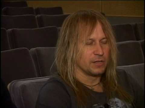 "Chris Caffery - ""Interview"" - Queens Public Television 2008"