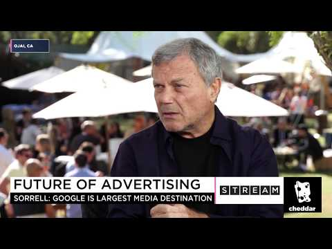 Martin Sorrell: If You Don't Eat Your Own Children Someone Else Will
