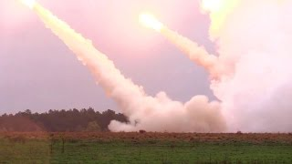 U.S. Army's Super Powerful M142 HIMARS Rockets thumbnail