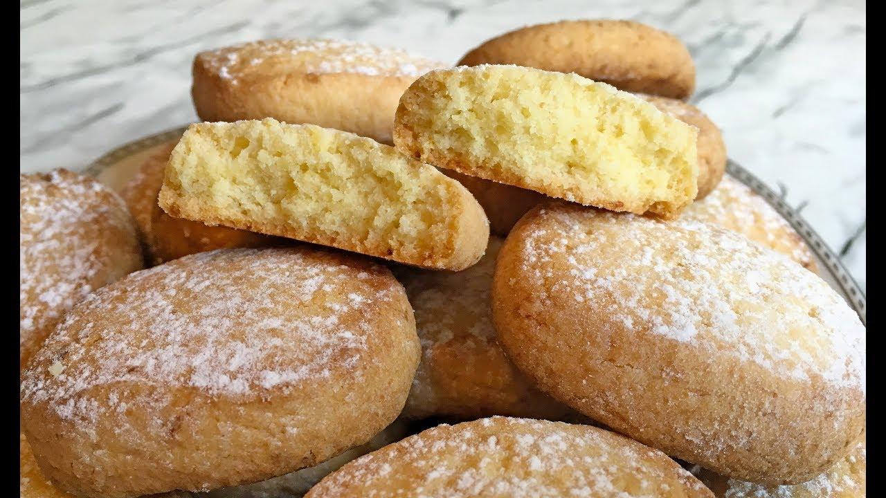 Готовим простое вкусное домашнее печенье
