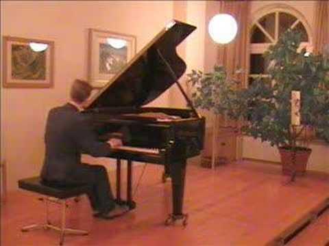 Giovanni Colombo Impro on jazz - classical themes Jazz Piano