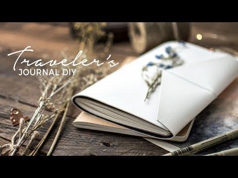 DIY Traveler's Bullet Journal