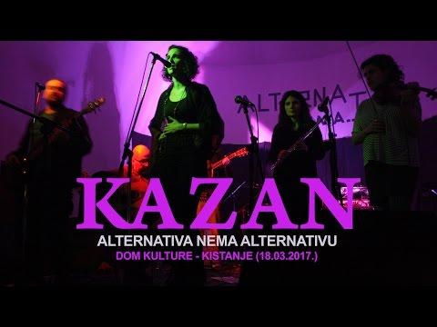 Kazan LIVE @ Alternativa Nema Alternativu (Dom Kulture, Kistanje)
