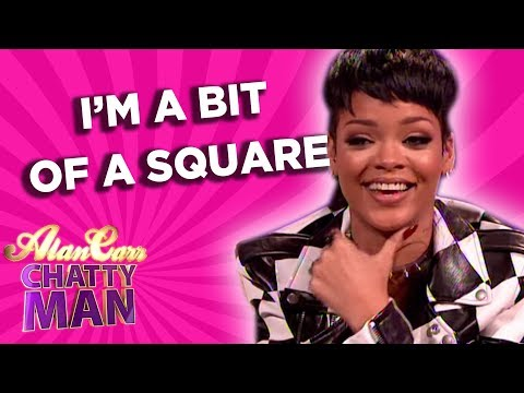 Rihanna On Being Single - Alan Carr Chatty Man