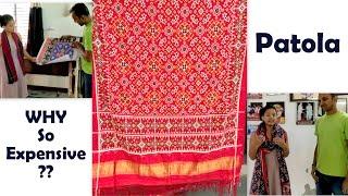 Why Patola Saree So Expensive ? | Desh Ki Baat | RJ Preeti | Gujrat | Fabrics of India | Sari |