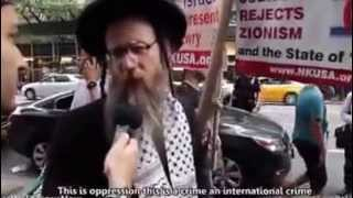 Jews and Muslims working together speaking the truth