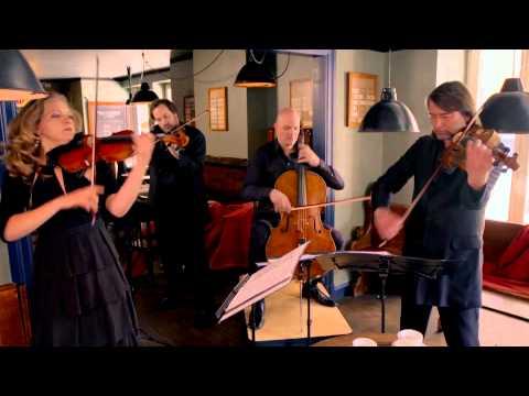 Artemis Quartett - Brahms: Streichquartette 1 & 3 (Deutsch)