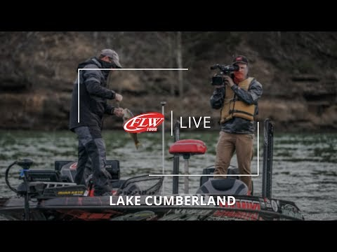 FLW Live Coverage | Lake Cumberland | Day 4