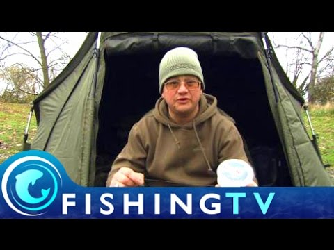 Winter Carp Fishing Tips - Fishing TV